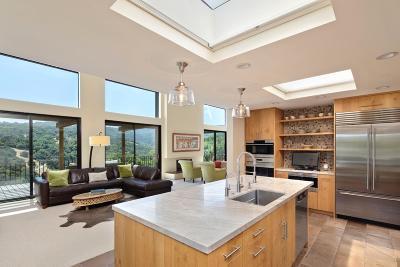 Portola Valley Single Family Home For Sale: 10 Franciscan Rdg