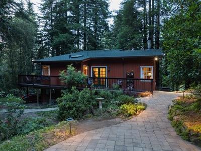 Ben Lomond Single Family Home For Sale: 260 Condor Ave