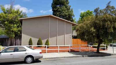 Sunnyvale Multi Family Home For Sale: 170 Acalanes Dr