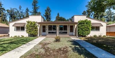 SAN JOSE Multi Family Home For Sale: 698 N Daniel Way