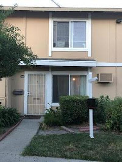 SAN JOSE Townhouse For Sale: 5483 Don Marcello Ct