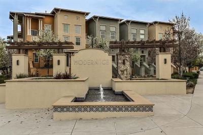 SAN JOSE Townhouse For Sale: 971 Pavilion Loop