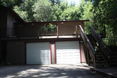 SCOTTS VALLEY CA Single Family Home For Sale: $875,000