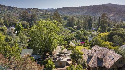 LOS GATOS Single Family Home For Sale: 142 Stacia St