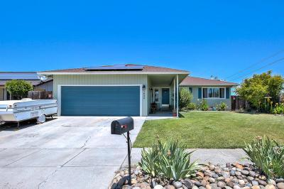 HOLLISTER Single Family Home For Sale: 1680 Sunset Dr