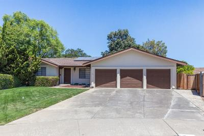 Sunnyvale Single Family Home For Sale: 571 Tioga Ct