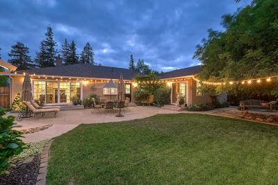 SANTA CLARA Single Family Home For Sale: 172 N Henry Ave