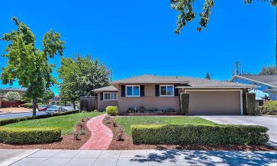 LOS GATOS Single Family Home For Sale: 237 Carlton Ct