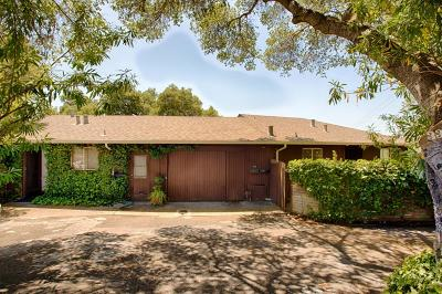 LOS GATOS Single Family Home For Sale: 333 Bella Vista Ave