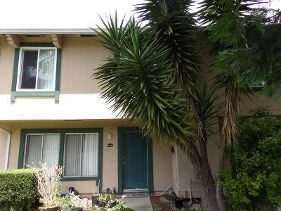 SAN JOSE Townhouse For Sale: 2124 Amstel Ct