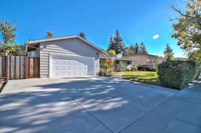 LOS GATOS Single Family Home For Sale: 14540 Blossom Hill Rd