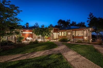 LOS GATOS Single Family Home For Sale: 15331 Francis Oaks Way