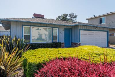 SANTA CRUZ CA Single Family Home For Sale: $1,299,900
