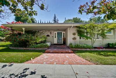 REDWOOD CITY Single Family Home For Sale: 3 Hyde St