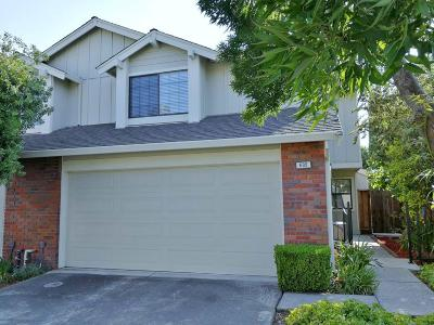 MILPITAS Single Family Home For Sale: 689 Erie Cir