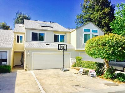 Cupertino Rental For Rent: 20719 Garden Manor Ct