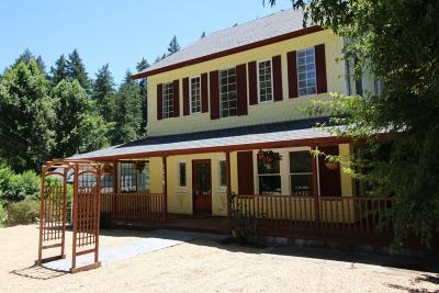 Ben Lomond Single Family Home For Sale: 9649 Hwy 9