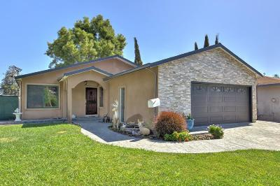 SAN JOSE Single Family Home For Sale: 6928 Heaton Moor Dr