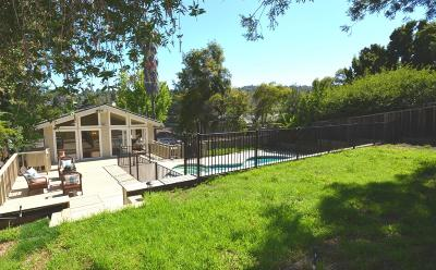 Redwood City Single Family Home For Sale: 759 Canyon Rd