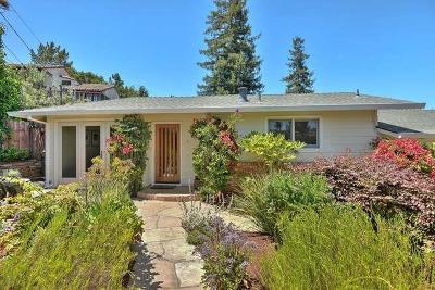San Carlos Single Family Home For Sale: 5 Alderlee Way
