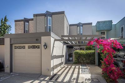 SAN BRUNO Townhouse For Sale: 110 Darby Pl