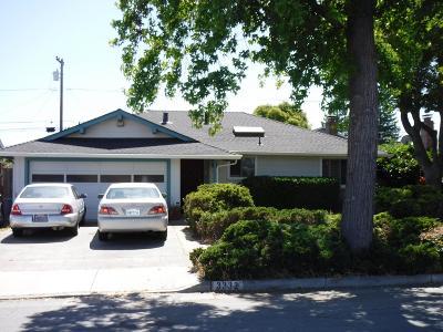 SAN JOSE Single Family Home For Sale: 3332 Kathleen St