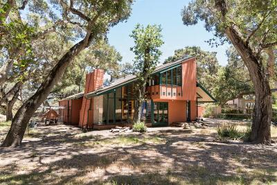 Carmel Valley Single Family Home For Sale: 9 Camino De Travesia