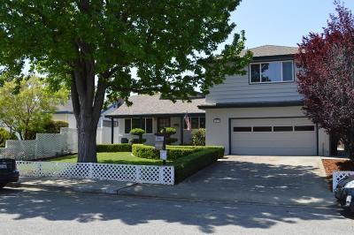 SAN JOSE Single Family Home For Sale: 1477 Hartley Ct