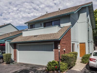 SANTA CRUZ Townhouse For Sale: 774 Heath Cv