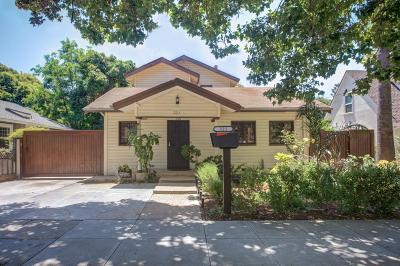 SAN JOSE Single Family Home For Sale: 321 N 19th St