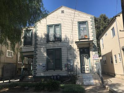 SAN JOSE Multi Family Home For Sale: 37 S 8th St