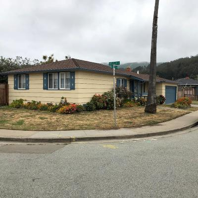 Pacifica Single Family Home For Sale: 1203 De Solo Dr
