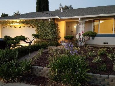 San Jose Single Family Home For Sale: 5184 Harvest Est
