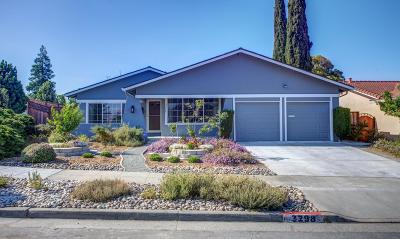 SAN JOSE Single Family Home For Sale: 3298 Trebol Ln