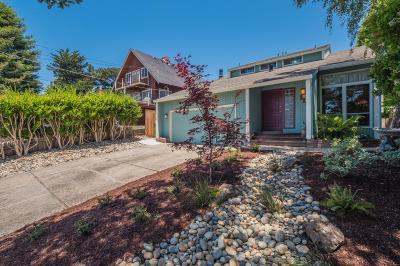 Santa Cruz County Single Family Home For Sale: 525 Clubhouse Dr