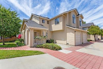 SAN JOSE Townhouse For Sale: 349 Bundy Ave