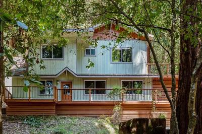 BOULDER CREEK Single Family Home For Sale: 685 Kings Hwy