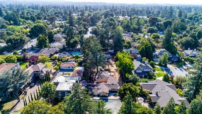 Los Altos Single Family Home For Sale: 124 N Springer Rd