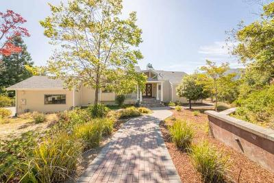 SARATOGA Single Family Home For Sale: 14580 Saratoga Heights Ct