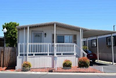 SUNNYVALE Mobile Home For Sale: 600 Weddell Dr 38