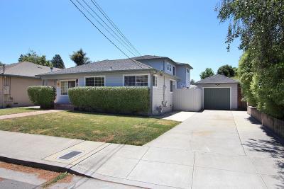 SANTA CRUZ Single Family Home For Sale: 302 Avalon St