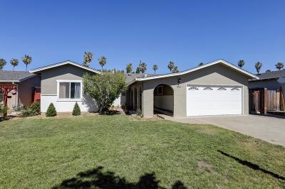 CAMPBELL Single Family Home For Sale: 886 Marilyn Dr
