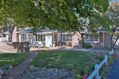 CAMPBELL Single Family Home For Sale: 900 Old Orchard Rd