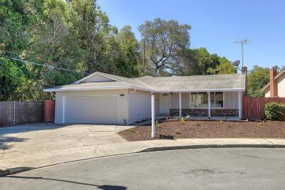 Santa Clara Single Family Home For Sale: 2974 Ridge Ct