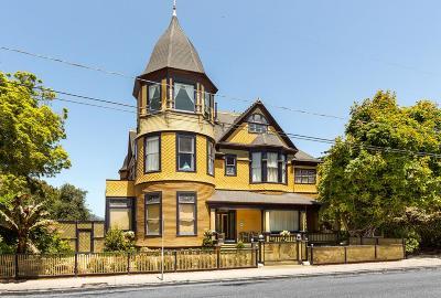 SANTA CRUZ Single Family Home For Sale: 924 3rd St