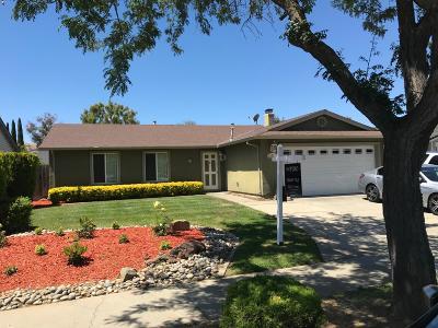 SAN JOSE Single Family Home For Sale: 7121 Avenida Rotella