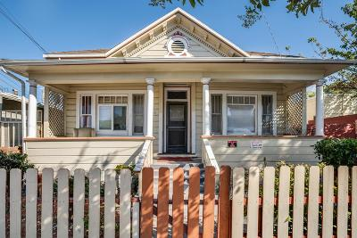 San Jose Single Family Home For Sale: 268 E Saint James St