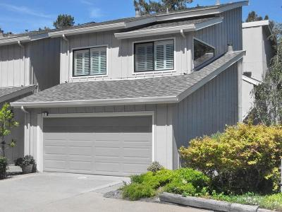 San Mateo Townhouse For Sale: 2 Tollridge Ct