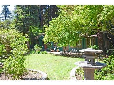 Soquel Single Family Home For Sale: 4703 Old San Jose Rd