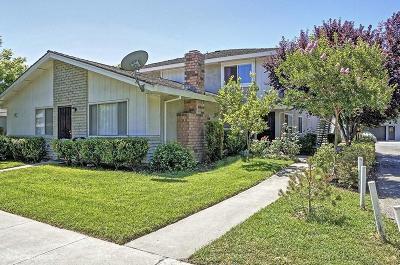 SAN JOSE Townhouse For Sale: 204 Coy Dr 2